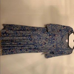 Lularoe Nicole Dress 3XL NWT